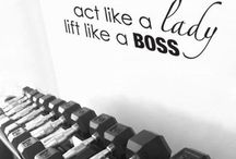 Working on my Fitness / by Kelly Klodt