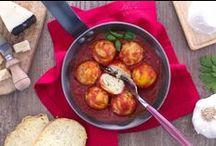 Recipes / by Emanuela Cavallo