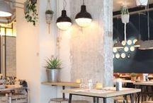 ∫ restaurants/cafes ∫