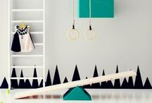 Kid's Room | Nursery / by Amy Yuangbhanich