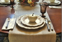Tableware & Table Decoration / by Aygen Ekinci