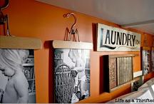 Deco ideas - Laundry / by Aygen Ekinci