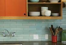 mid century kitchen / by Sarah Ehlinger