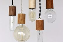 Interiors: Lighting / by Sarah Ehlinger / Very Sarie