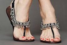 Happy Feet......ツ / by Mharia Ber