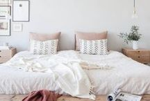 Home Decor: Bedroom Space / Home Decor ideas for Bedrooms