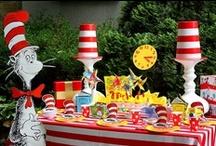 Kids - Party :: Dr.Seuss / by Aygen Ekinci