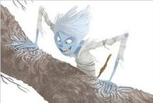 "CARTOON | Art of Rise of the Guardians"" / by Klbc THU Phan"
