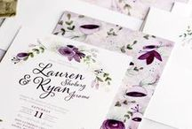 Invitations for Events, Weddings & Holidays / Inspiration for Holidays, events, wedding, party, shower and birthday invitations and cards.