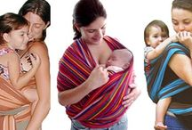 Babywearing. / #babywearing.. Safe, proper babywearing images.