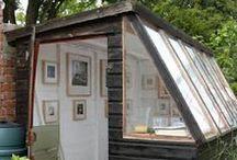 Garden shed / by Camilla Viken