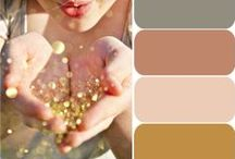Wedding Color Palette / by Lara Self