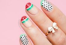Nail Art / Nail art inspiration and some funky nail art ideas that I want to try.