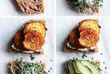 :: Bon Appétit ~ Vegan + Vegetarian :: / Vegan food inspo - Animals are friends, not food :D