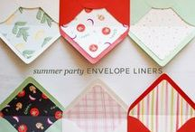 Party Printables / DIY printables for parties and entertaining  / by Sarah Ehlinger / Very Sarie