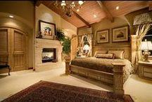 Master Bedroom / by Lara Self