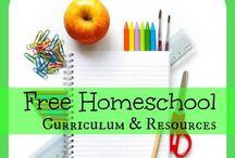 Homeschooling / Ideas for homeschooling