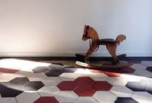 Floor & pattern / by Emanuela Cavallo