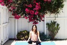 Yoga <3 / by Olivia Widmark