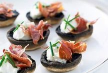 Appetizers / Apps for every party, occasion, and celebration.  / by DRY Soda