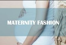 Maternity Fashion / I love fashion so much that I have dedicated several boards to cover different topics (kids, maternity, women, hair, make-up, etc.). This board is dedicated for maternity and covers that best outfits to wear when expecting a baby