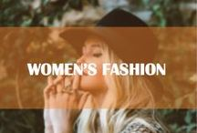 Women's Fashion / This fashion board is dedicated for women. It contains the best recommendations for: business casual, street style and casual chic