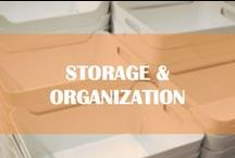 Storage & Organization / Tips, ideas, hacks and best recommendation on how to store and organize stuff around the house (kitchen, bedrooms, bathroom, etc.)