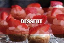 Desserts / Best dessert recipes, because all kids like sweet food