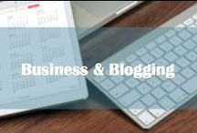 Business and Blogging / Pins related to online business and blogging. How to have a successful online business that generates revenue