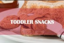 Snacks for toddlers / This board is dedicated for toddler food, meals, snacks, finger food and everything that those little fingers can grab and eat