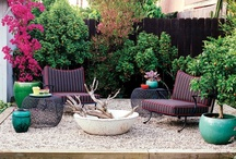 Outdoor Spaces / by Diana Hall