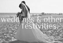 weddings & other festivities.   / by Emily Pullen