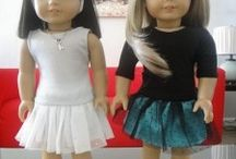 American Girl dolls / by Kris Price