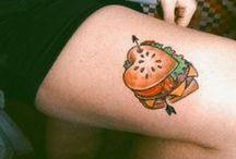 Tattoos / by Sami Cappa