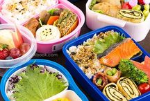 lunchbox / Sandwiches and more that you can take to work/school in your lunchbox.