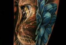 *body art* / tattoos / by Michelle Berson