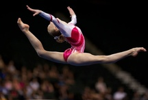 Gymnastics Forever! / Forever my first love! / by Tina Breen