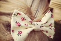 Hair ideas ✨ / by Leah Doran