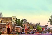 Fredericksburg, TX / by Lazy T B and B