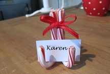 Candy Canes / by Karen Howe