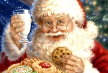Cookies for Santa / by Karen Howe