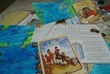 Homeschool History/SS / History education ideas