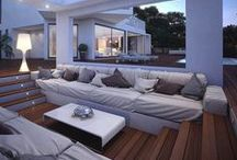 Decks & Patios & Porches / by Allyson Durkee