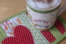 Mug Rug Ideas / by Kim Stine