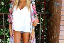Summer fashion / by Allyson Durkee