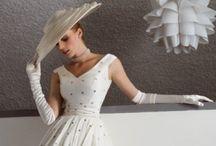 I love a pretty Vintage dress / by Tina Breen