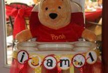 One Pooh-tacular Day! / Winnie the Pooh 1st Birthday