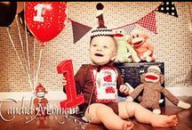 Images Ideas - Baby's 1 / Baby First Birthday!
