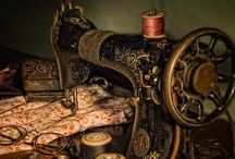 Crafting & Sewing / by Tina Breen