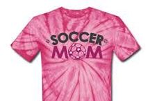 Soccer Mom Shirts / Custom Soccer Mom Shirts / by Custom Creation
